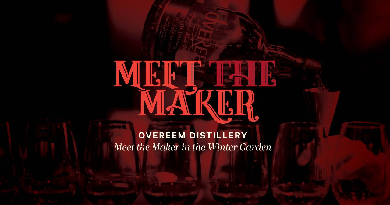 Winter Garden   Meet the Maker: Overeem Distillery
