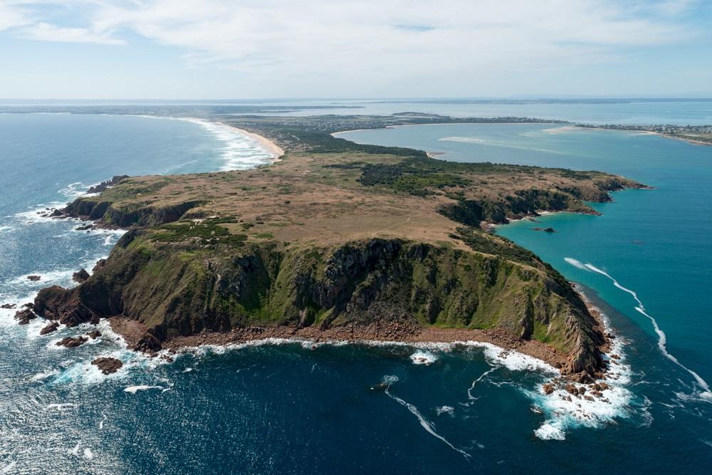 Scenic Flight 1: Cape Woolamai OR Grand Prix Circuit