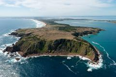 Scenic Flight 1: Cape Woolamai OR Grand Prix Circuit