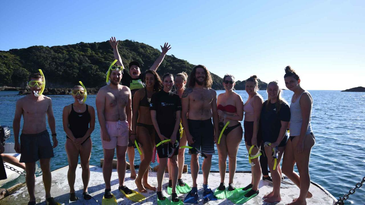High Season Day Cruise Private Charter (up to 20pax)