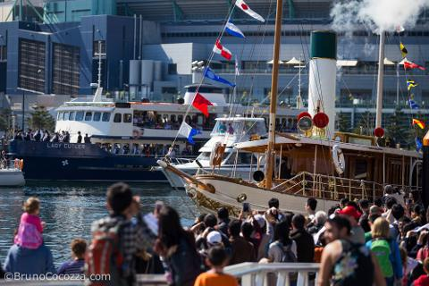 Melbourne Regatta & Blessing of the Fleet - Sunday 28th August