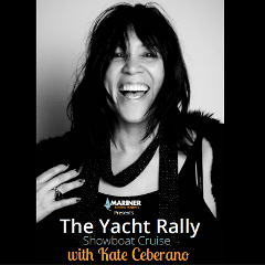 The Yacht Rally Showboat Cruise with Kate Ceberano