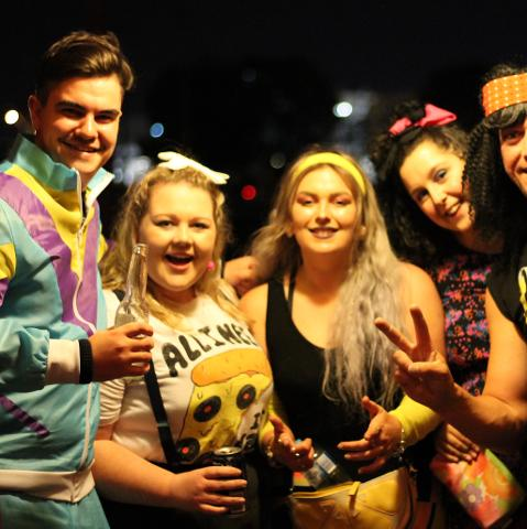 Retro Cruise - Dress Up Boat Party
