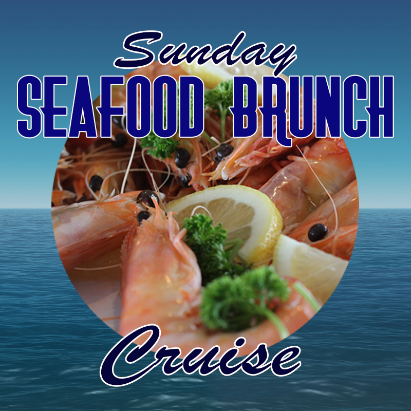 All Inclusive Seafood Brunch Cruise For Two