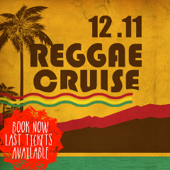 ZZZ Reggae Cruise - Saturday 12th of November