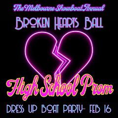 The Annual Broken Hearts Ball - High School Prom Theme