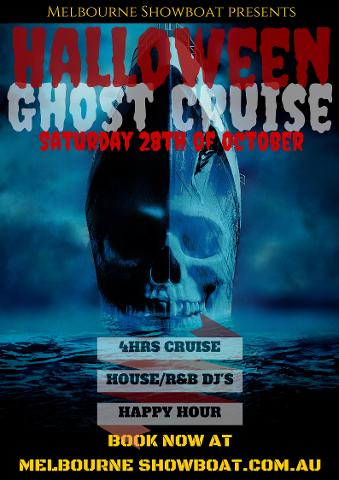 Halloween Ghost Cruise - Saturday 28th October 2017