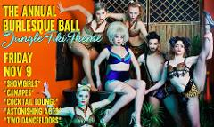 The Annual Jungle Tiki Burlesque Ball
