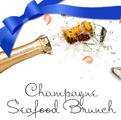 Gift Card - Champagne and Seafood Brunch