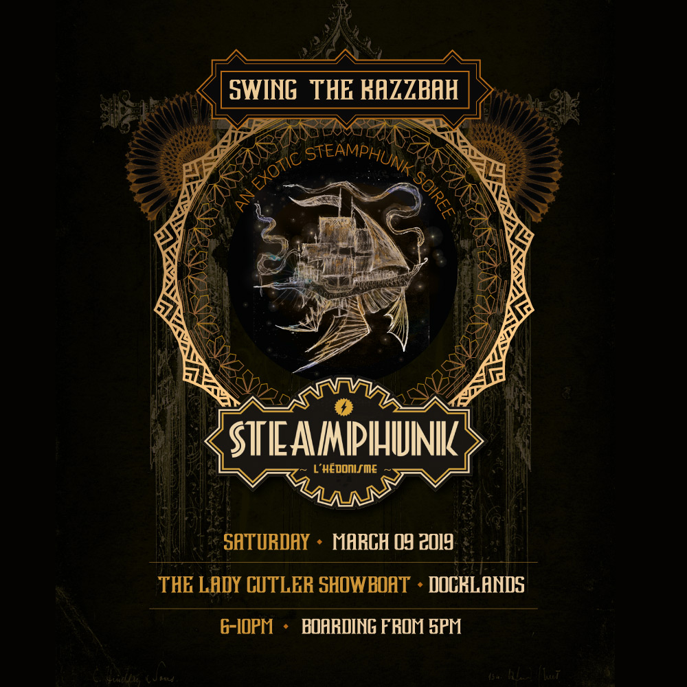 SteamPhunk ✫ Swing the Kazzbah