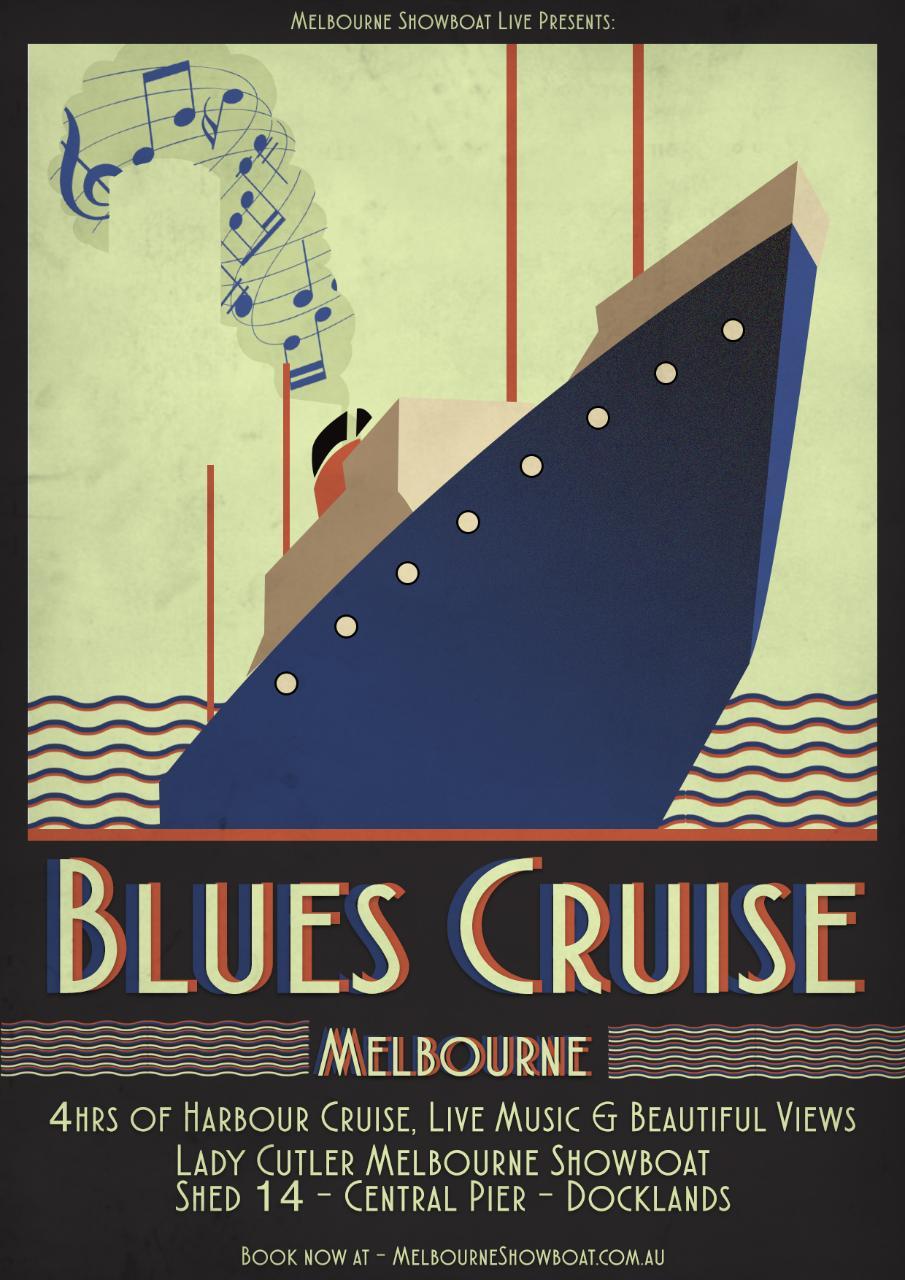 Melbourne Blues Cruise