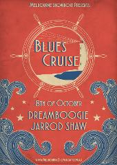 ZZZ Melbourne Blues Cruise - Sat 8th of October