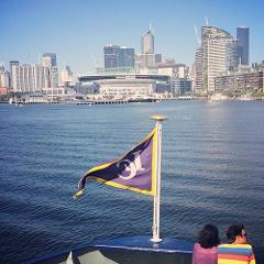 Exclusive Melbourne Harbour Sightseeing Beer & BBQ Lunch Cruise - Minimum of 50 people