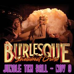 The Annual Jungle Tiki Burlesque Ball