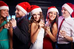 Exclusive Cocktail Style Christmas Night-time Cruise - (Monday-Thursday)