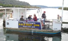 BBQ Boat Hire Full Day