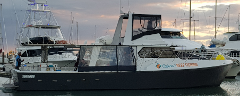 Full Day Reef Fishing Private Charter (Aqua Cat)