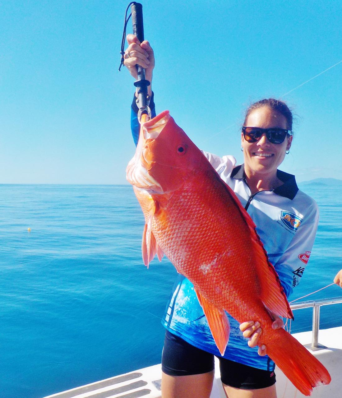 Full Day Reef Fishing Share Charter