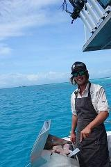 Full Day Fishing, Snorkelling & Cook Your Catch Private Charter (Aqua Cat)
