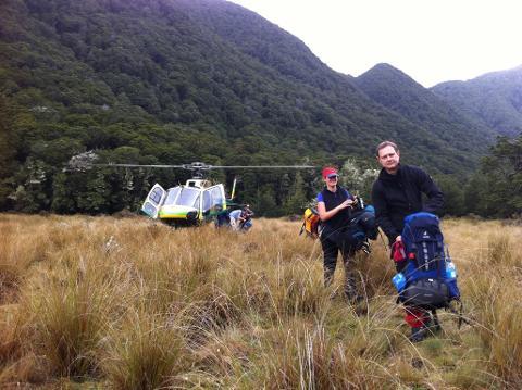 Fiordland Heli Hike 1 day