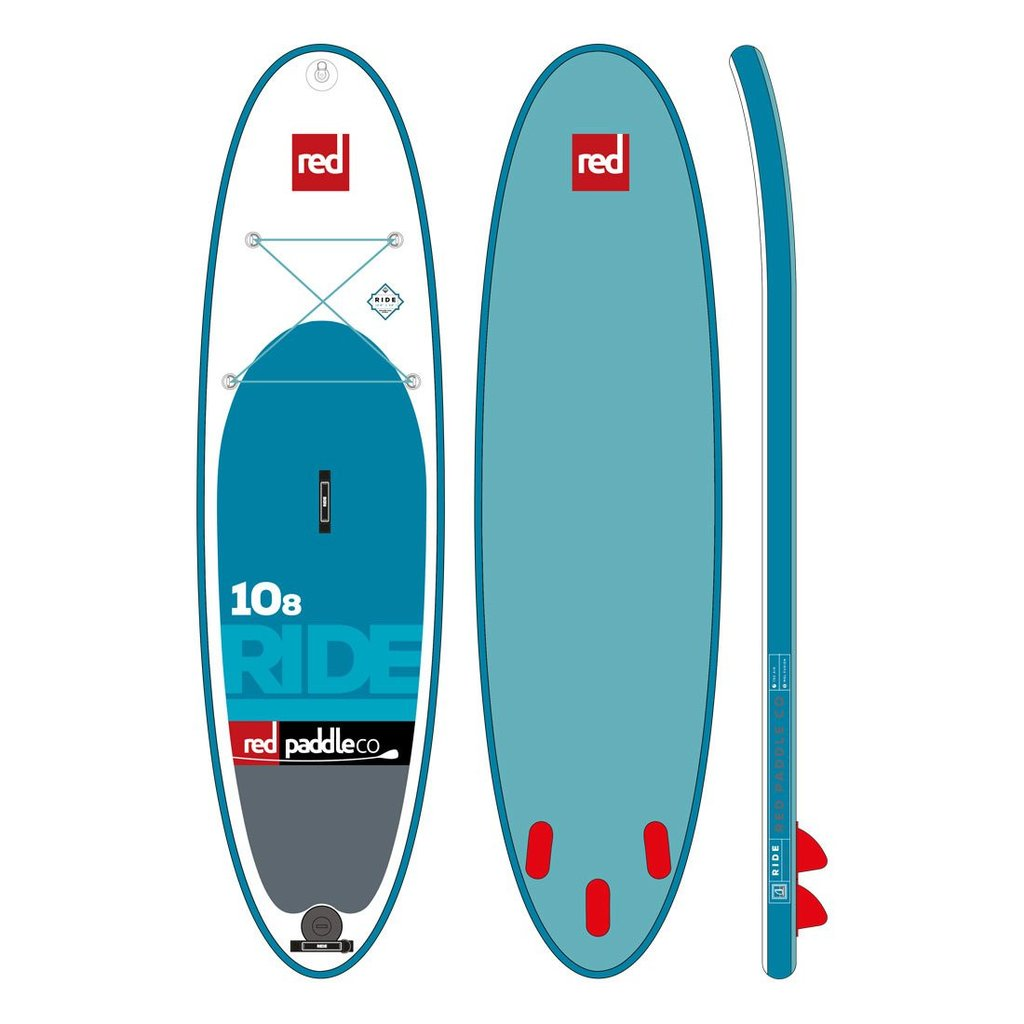 EX-RENTAL - Red Paddle Co 10'8 Paddle Board