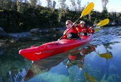 Self Guided Kayak Adventure