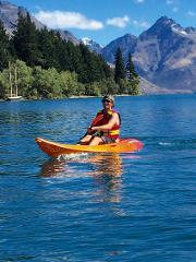 Single Kayak Hire - 45 Minutes