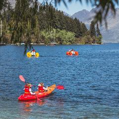 Double Kayak Hire - 45 Minutes