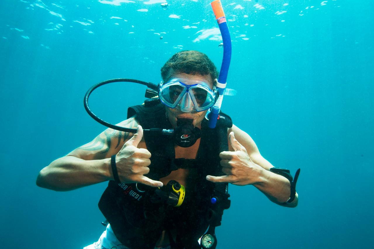 Scuba Dive Tour
