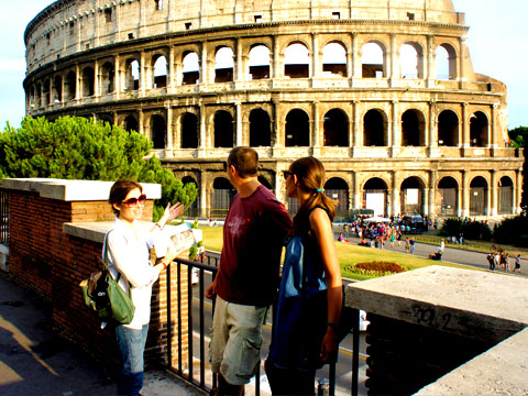 Private Colosseum & Roman Forum Tour