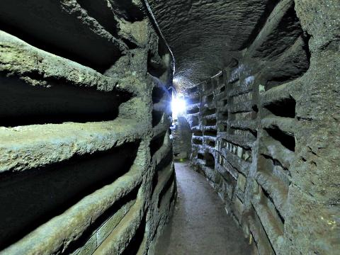 Rome Undergrounds Private Tour