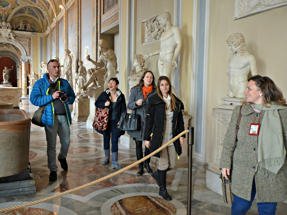 Test - Vatican Museums and St. Peter's Basilica Private Tour
