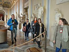 Vatican Museums and St. Peter's Basilica Private Tour