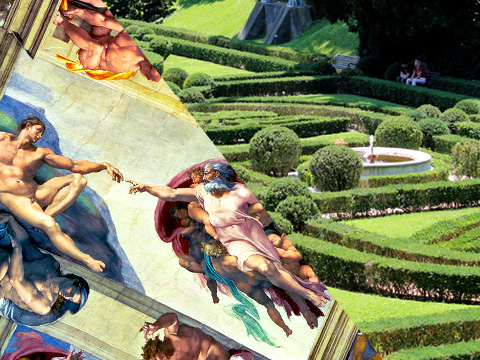 Vatican First-Class: Private Secluded Gardens and Sistine Chapel Tour - Transfer Included