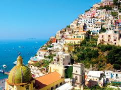 Pompeii and the Amalfi Coast with Private Driver Service