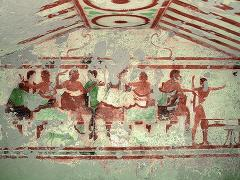 Private Etruscan Highlights of Tarquinia Tour with private Driver Service