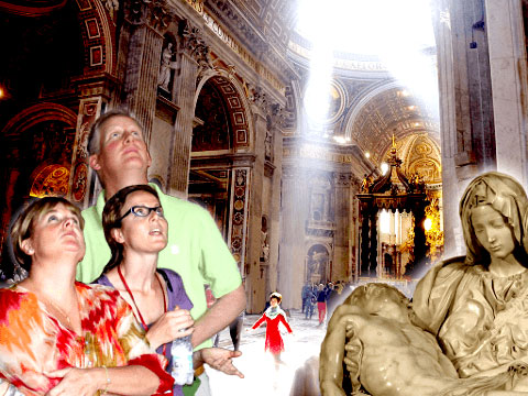 Private Early Bird Vatican Museums, Sistine Chapel & St. Peter's Basilica Tour - Transfer included