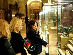 Private Vatican Museums Tour with Egyptian & Etruscan Museums with Golden Room