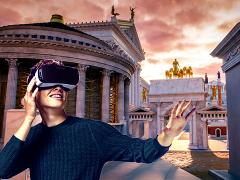 Colosseum and Roman Forum Virtual Reality Experience - Transfer Included