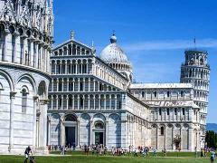 Private Half Day Tour of Florence and Pisa