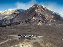 Private Mount Etna exploration & Local Winery - Transfers included