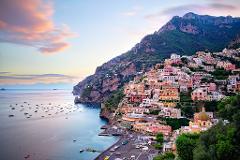 Amalfi Coast: Positano and Sorrento with Private Driver Service