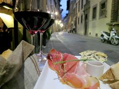 Private Morning Florence Food Tour with Market Visit