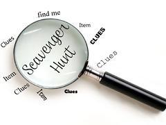 Private Family Scavenger Hunt