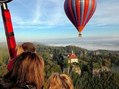 Private Hot Air Balloon over Tuscany - Transfer included