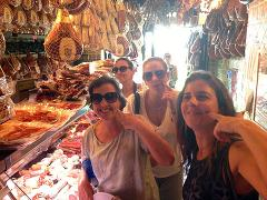 Private Morning Food Tour - Transfer Included