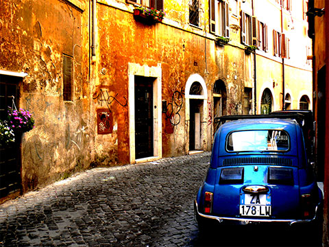 Private Heart of Rome Tour -Transfer Included