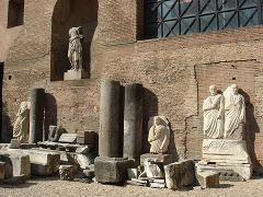 Private A Dive into Roman History Tour  - Transfer Included
