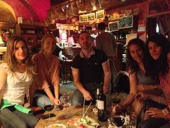 Private Evening Food and Wine Tasting Tour