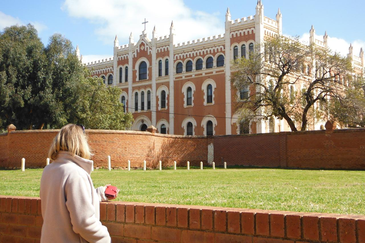 New Norcia Historical Tour with High Tea Lunch